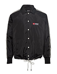 J-AKITO JACKET - BLACK