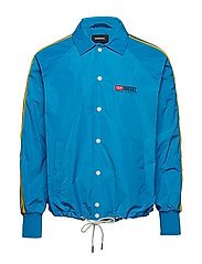 J-AKITO JACKET - MEDIUM BLUE