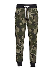 UMLB-PETER TROUSERS - GREEN