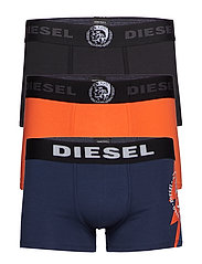 UMBX-DAMIENTHREEPACK Boxer 3pack - BLACK, ORANGE, BLUE
