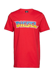 BMOWT-JUST-B T-SHIRT - RACING RED