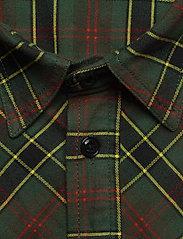 Diesel Men - S-TOLSTOJ SHIRT - checkered shirts - dark green - 2