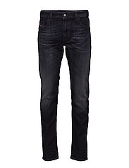 THOMMER TROUSERS - BLACK/DENIM