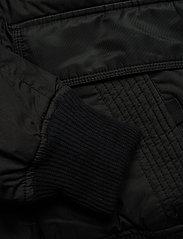 Diesel Men - W-BURKISK JACKET - bomber jackets - black - 4
