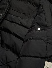 Diesel Men - W-BURKISK JACKET - bomber jackets - black - 5