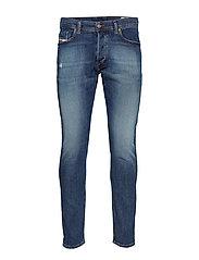 Tepphar-X Trousers Skinny Jeans Blå DIESEL MEN