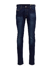 TEPPHAR-X L.34 TROUSERS - DARK BLUE WASH