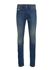 TEPPHAR-X L.34 TROUSERS - DENIM