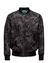 J-LEAF JACKET - BLACK