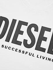 Diesel Men - T-DIEGO-LOGO T-SHIRT - short-sleeved t-shirts - bright white - 2