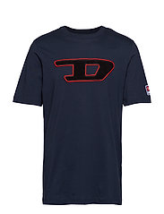T-JUST-DIVISION-D T-SHIRT - TOTAL ECLIPSE