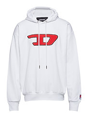 S-DIVISION-D SWEAT-SHIRT - BRIGHT WHITE