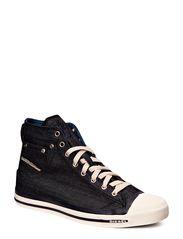 """""""MAGNETE"""" EXPOSURE - sneaker mid - INDIGO/BLUE"""