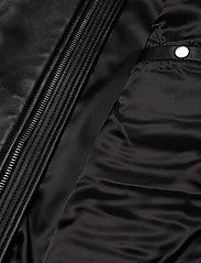 Diesel Men - L-CASE-KA - lederjacken - black black black - 6