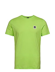 T-DIEGOS-K30 T-SHIRT - LIME GREEN FLUO