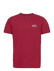 T-DIEGOS-K36 T-SHIRT - RED