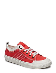 """ASTICO"" S-ASTICO LOW LAC - STAR WHITE/POPPY RED"