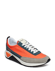 """SKB"" S-KB LOW LACE - sneakers - VERMILLION ORANGE"