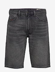 Diesel Men - THOSHORT SHORTS - farkkushortsit - black/denim - 0
