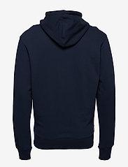 Diesel Men - UMLT-BRANDON-Z  SWEAT-SHIRT - hoodies - dark/blue - 1