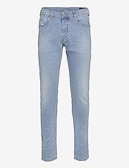 Diesel Men - D-LUSTER L.32 TROUSERS - slim jeans - denim - 0