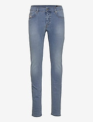 Diesel Men - D-LUSTER L.34 TROUSERS - slim jeans - denim - 0