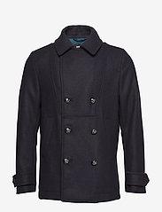 Diesel Men - W-BANFI JACKET - wool jackets - total eclipse - 1