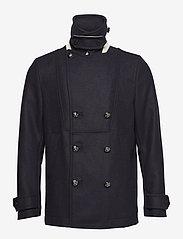Diesel Men - W-BANFI JACKET - wool jackets - total eclipse - 3