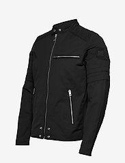 Diesel Men - J-GLORY GIACCA JACKET - light jackets - black - 2