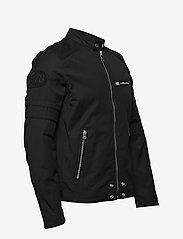 Diesel Men - J-GLORY GIACCA JACKET - light jackets - black - 3