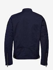 Diesel Men - J-GLORY GIACCA JACKET - light jackets - total eclipse - 1