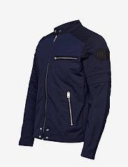 Diesel Men - J-GLORY GIACCA JACKET - light jackets - total eclipse - 2