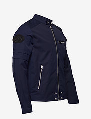 Diesel Men - J-GLORY GIACCA JACKET - light jackets - total eclipse - 3