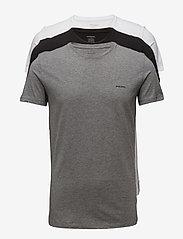 Diesel Men - UMTEE-JAKETHREEPACK  T-SHIRT - multipack - black/white - 0