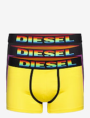 Diesel Men - UMBX-DAMIENTHREEPACK BOXER-SHORTS - boxers - ah900+ah38e+ah21i - 0