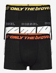 Diesel Men - UMBX-DAMIENTHREEPACK BOXER-SHORTS - boxers - ah900+ah900+ah100 - 0