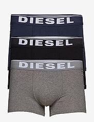 Diesel Men - UMBX-DAMIENTHREEPACK BOXER-SHORTS - boxers - ah96x+ah89d+ah900 - 0