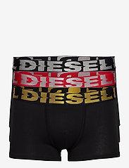 Diesel Men - UMBX-DAMIENTHREEPACK BOXER-SHORTS - boxers - multi - 0