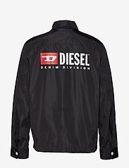 Diesel Men - J-ROMAN-P JACKET - kevyet takit - black - 1
