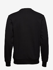Diesel Men - S-GIR-DIVISION-LOGO SWEAT-SHIRT - tops - black - 1
