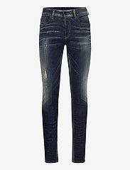 Diesel Men - SLEENKER-X TROUSERS - skinny jeans - denim - 0