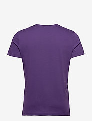 Diesel Men - T-DIEGO-LOGO T-SHIRT - short-sleeved t-shirts - violet - 1