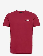 Diesel Men - T-DIEGOS-K36 T-SHIRT - basic t-shirts - red - 0