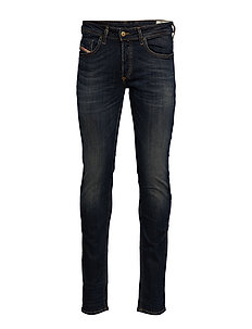 SLEENKER-X TROUSERS - skinny jeans - denim