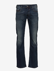 ZATINY TROUSERS - relaxed jeans - denim