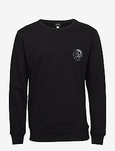 UMLT-WILLY SWEAT-SHIRT - BLACK