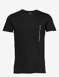 T-RUBIN-POCKET-J1 T-SHIRT - BLACK