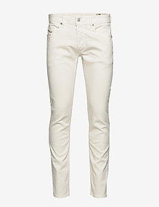THOMMER-X L.32 TROUSERS - slim jeans - bright white