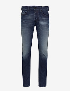 THOMMER-X L.32 TROUSERS - slim jeans - denim