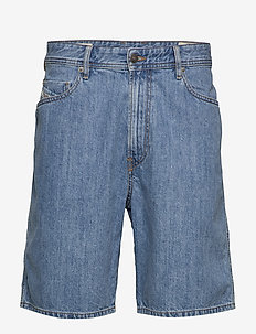 D-WILLOH Short pants Denim - jeansowe szorty - denim